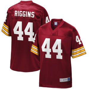 John Riggins Washington Redskins NFL Pro Line Retired Team Player Jersey