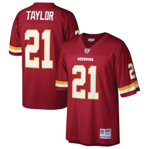 Sean Taylor Washington Redskins Mitchell & Ness Retired Player Replica Jersey