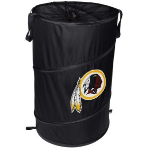 Washington Redskins Cylinder Pop Up Hamper