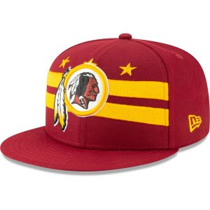 Washington Redskins New Era 2019 NFL Draft On-Stage Official 59FIFTY Fitted Hat