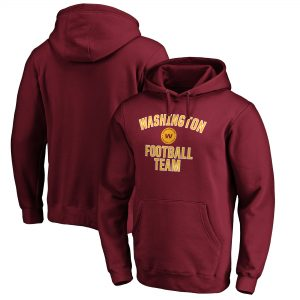 Washington Football Team Victory Arch Pullover Hoodie